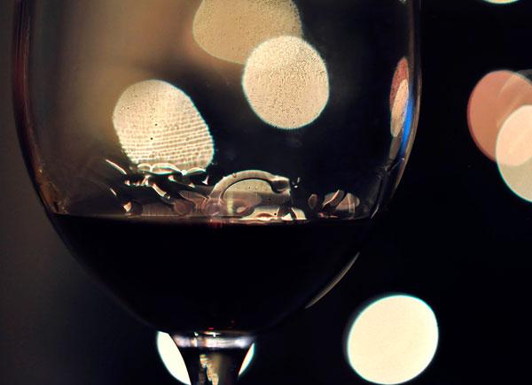 Wein Sitzsack