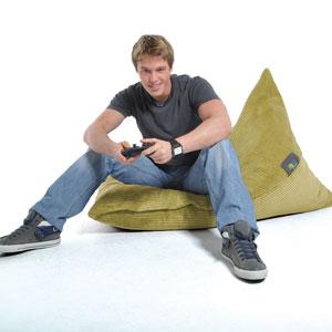 im gamer sitzsack die neue ps4 oder xbox one genie en sitzsackprofi. Black Bedroom Furniture Sets. Home Design Ideas
