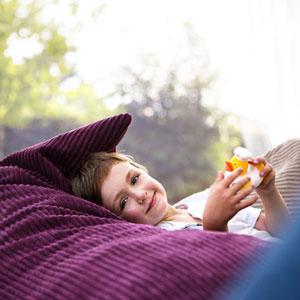 baby sitzsack f r eine kindgerechte einrichtung sitzsackprofi. Black Bedroom Furniture Sets. Home Design Ideas