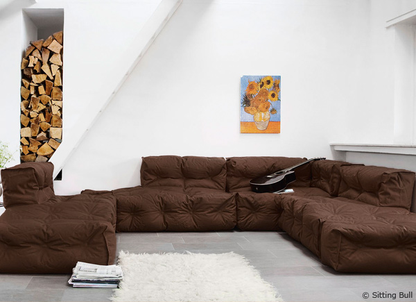 Sitzsack Sofa