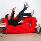 Sitzsack Couch