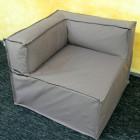 Sitzsäcke als Lounge-Möbel für die Bar gibt es von verschiedenen Anbietern.