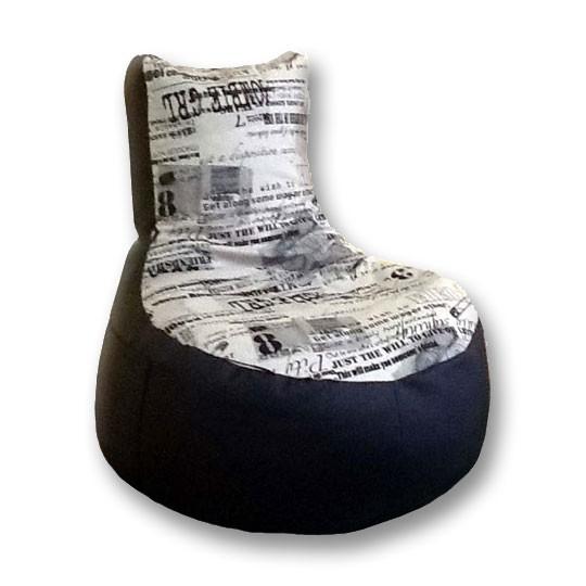 Drop Seat Lederimitat Muster